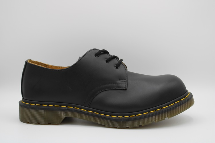 DR.MARTENS SHOES 1925 BLACK STEEL TOE