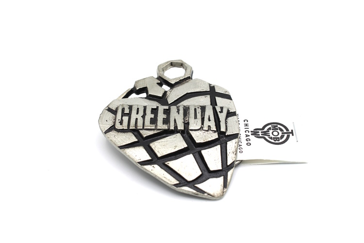 UK STYLE FIBBIA GREEN DAY