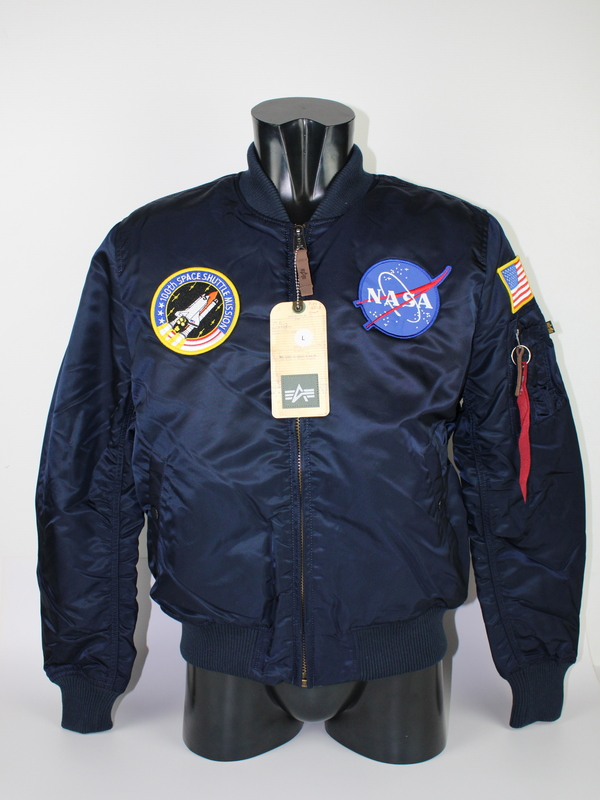 ALPHA BOMBER NAVY NASA