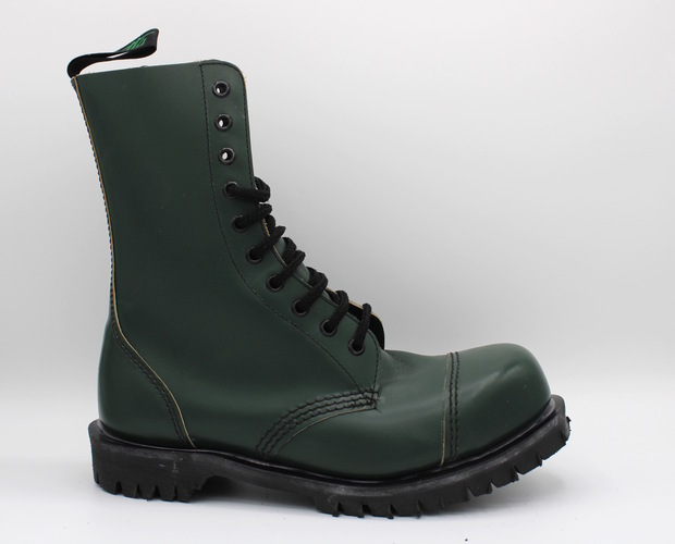 GETTA GRIP 10 EYE BOOT GREEN