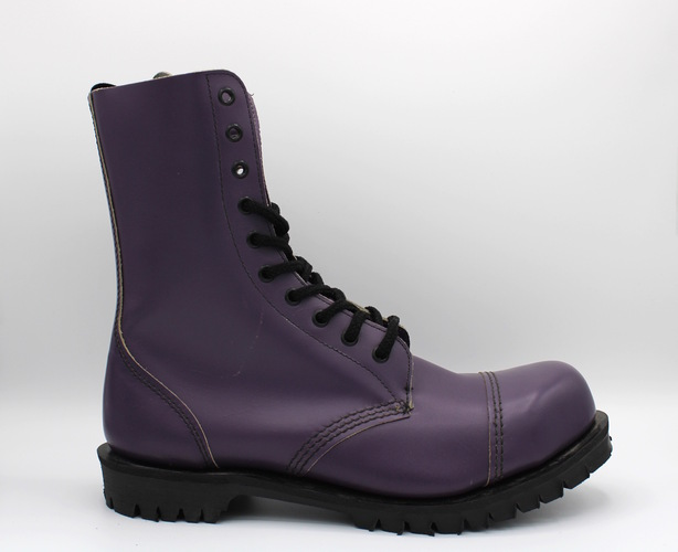GETTA GRIP 10 EYE BOOT PURPLE