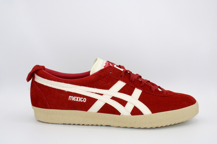 ASICS MEXICO DELEGAZION RED SLIGHT WHITE