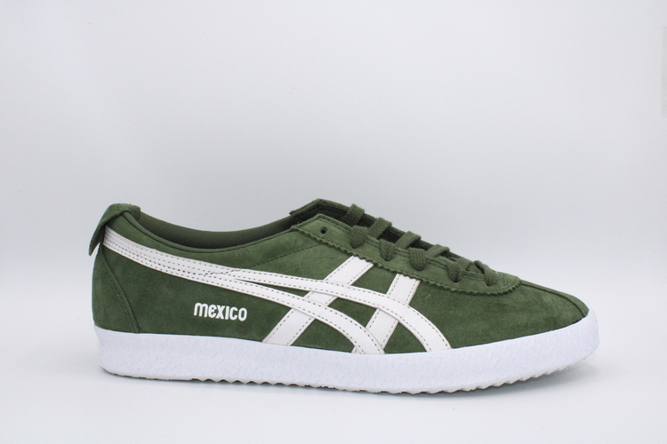 ASICS MEXICO DELEGATION CHIVE WHITE