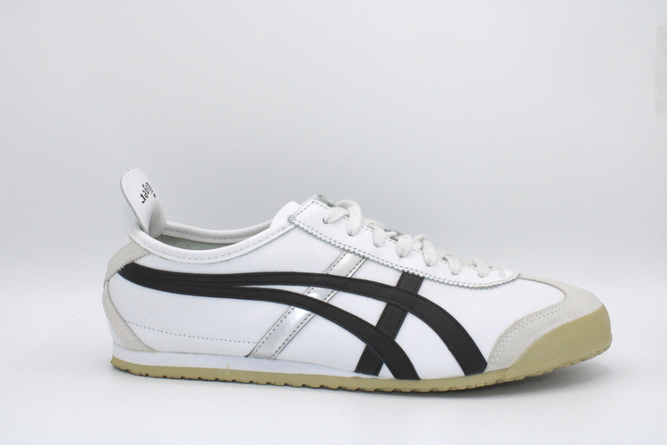 ASICS MEXICO 66 WHITE BLACK