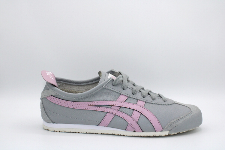 ASICS MEXICO 66 MID GREY ROSE WATER