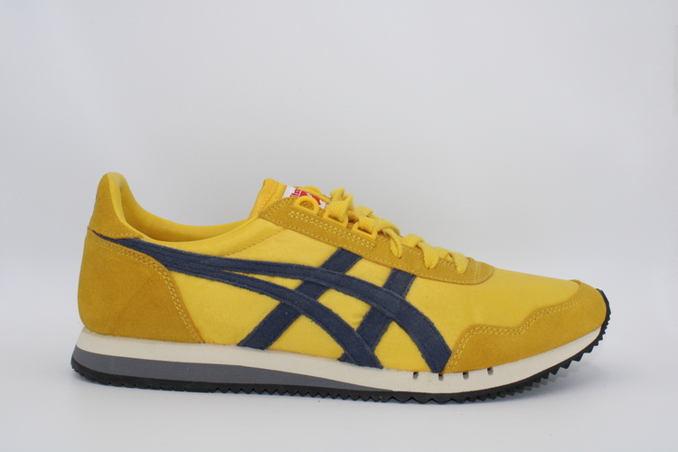 ASICS DUALIO TAI-CHI YELLOW INDIAN INK