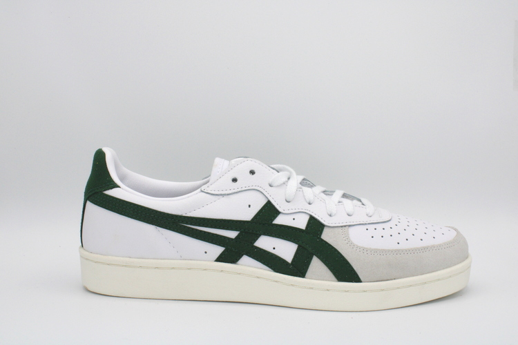 ASICS GSM WHITE HUNTER GREEN