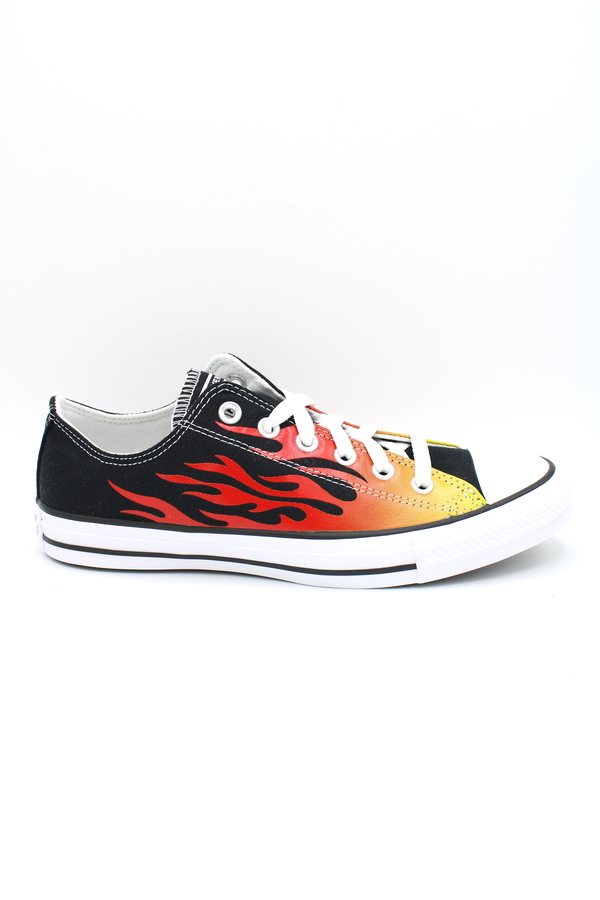 CONVERSE ALL STAR FLAME OX