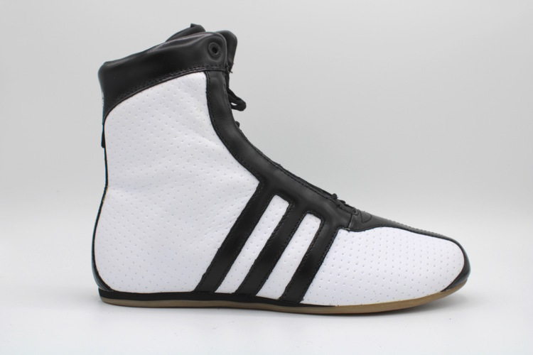ADIDAS SHOSAN HIGH R. WHITE BLACK
